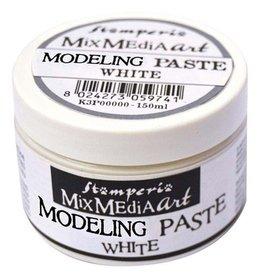 Stamperia Modelling Paste white 150 ml