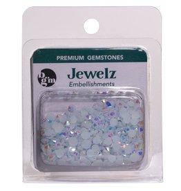 Buttons Galore & More Jewelz- Alibaster White