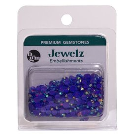 Buttons Galore & More Jewelz- Amethyst
