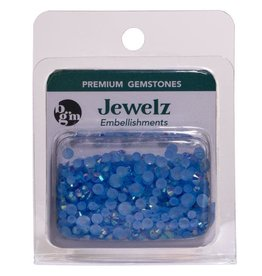 Buttons Galore & More Jewelz- Light Sapphire AB