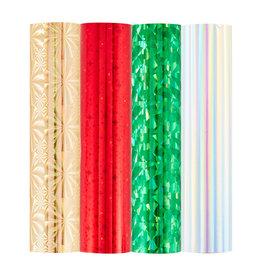 Spellbinders Glimmer Foil Variety Pack- Shimmering Holiday GLF-033