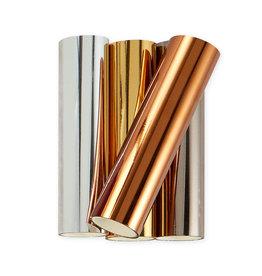 Spellbinders Glimmer Foil Variety Pack- Essentials Mettalics GLF-040