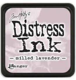 "Ranger Distress ""Mini"" Ink Pad- Milled Lavender"