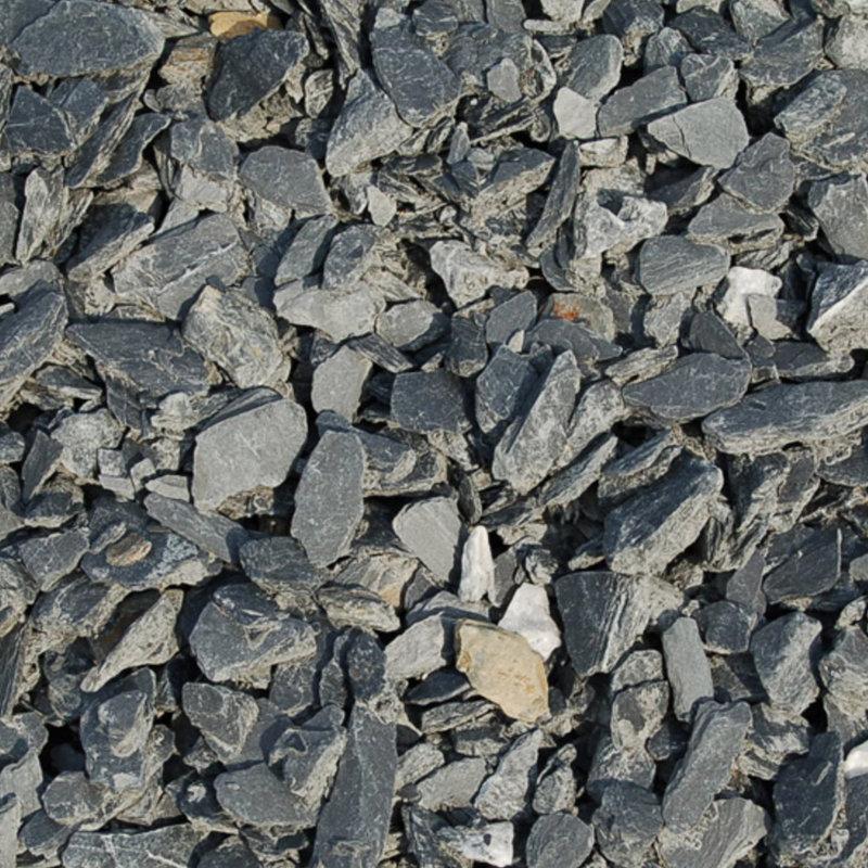 BULK GRAY SLATE ROCK