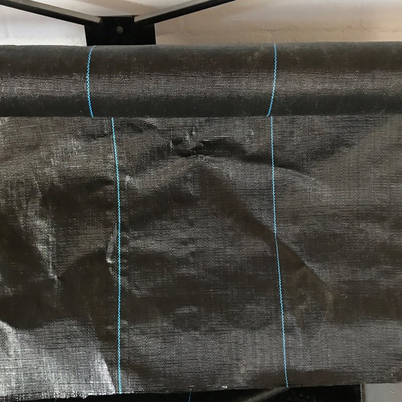 GROUND CLOTH 3' WIDE BY THE FOOT