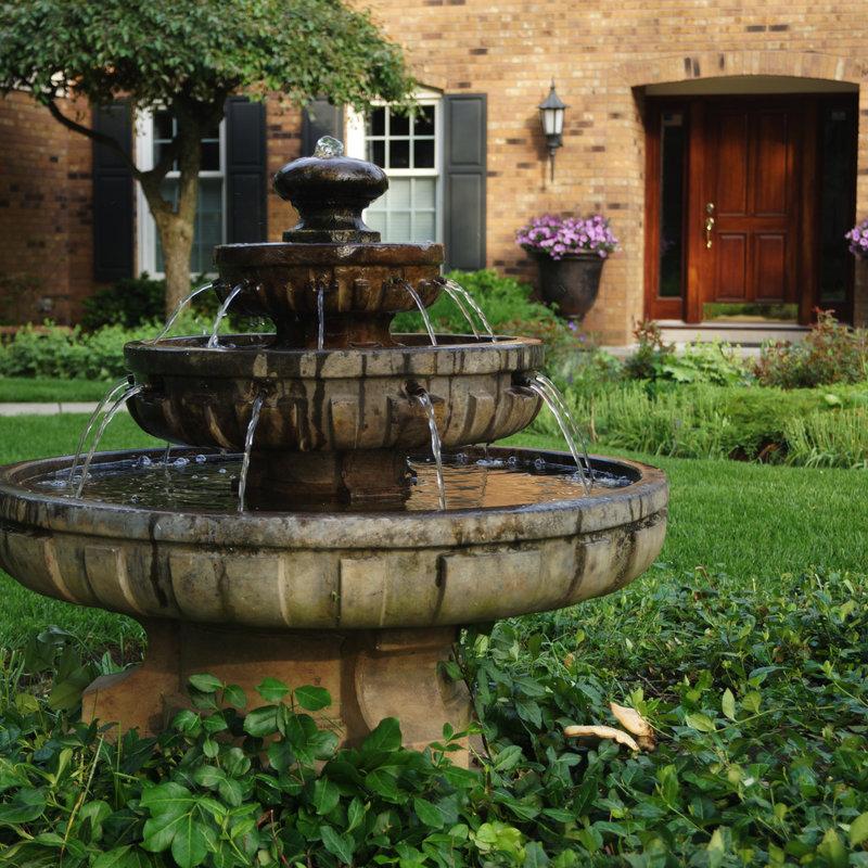 Henri Large Regal Tier Fountain