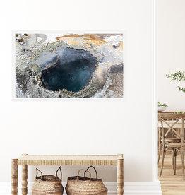 Yellowstone Fine Art Print and Frame