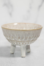Aerial Footed Bowl