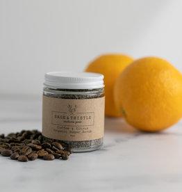 Sage & Thistle Sage & Thistle -  Coffee Scrub