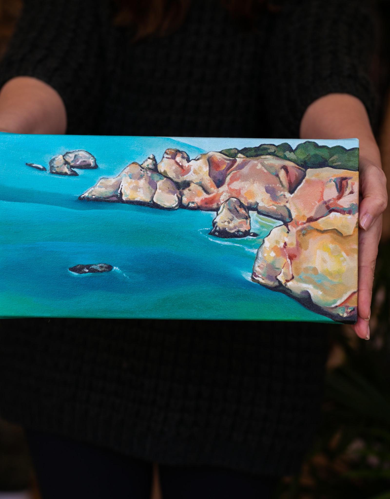 Original Painting by Raquel Aurini
