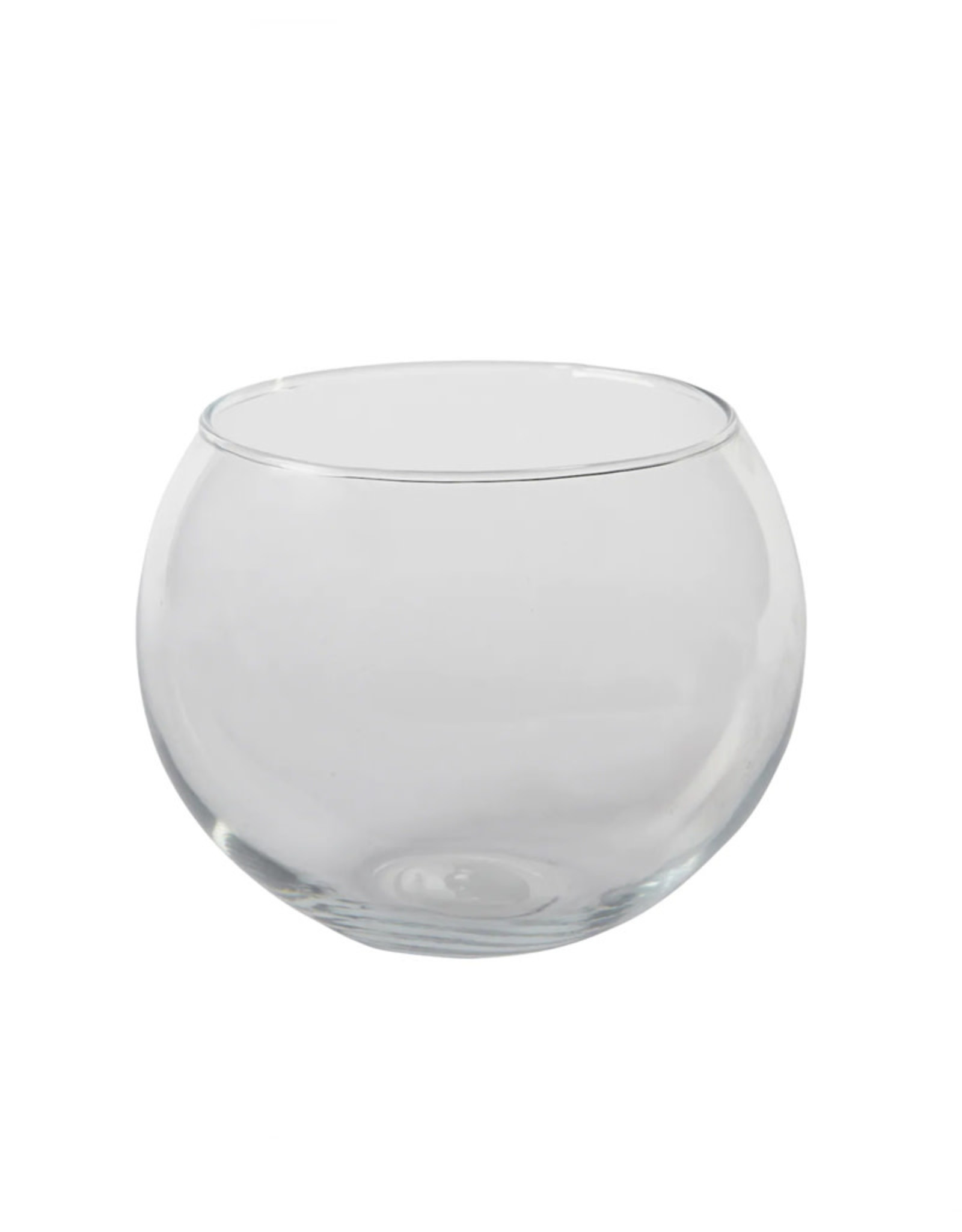 "8"" Glass Terrarium Bowl"