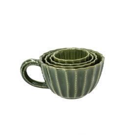 Indaba Succulent Measuring Cup set