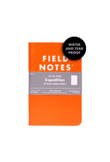 Field Notes - Expedition 3-Packs