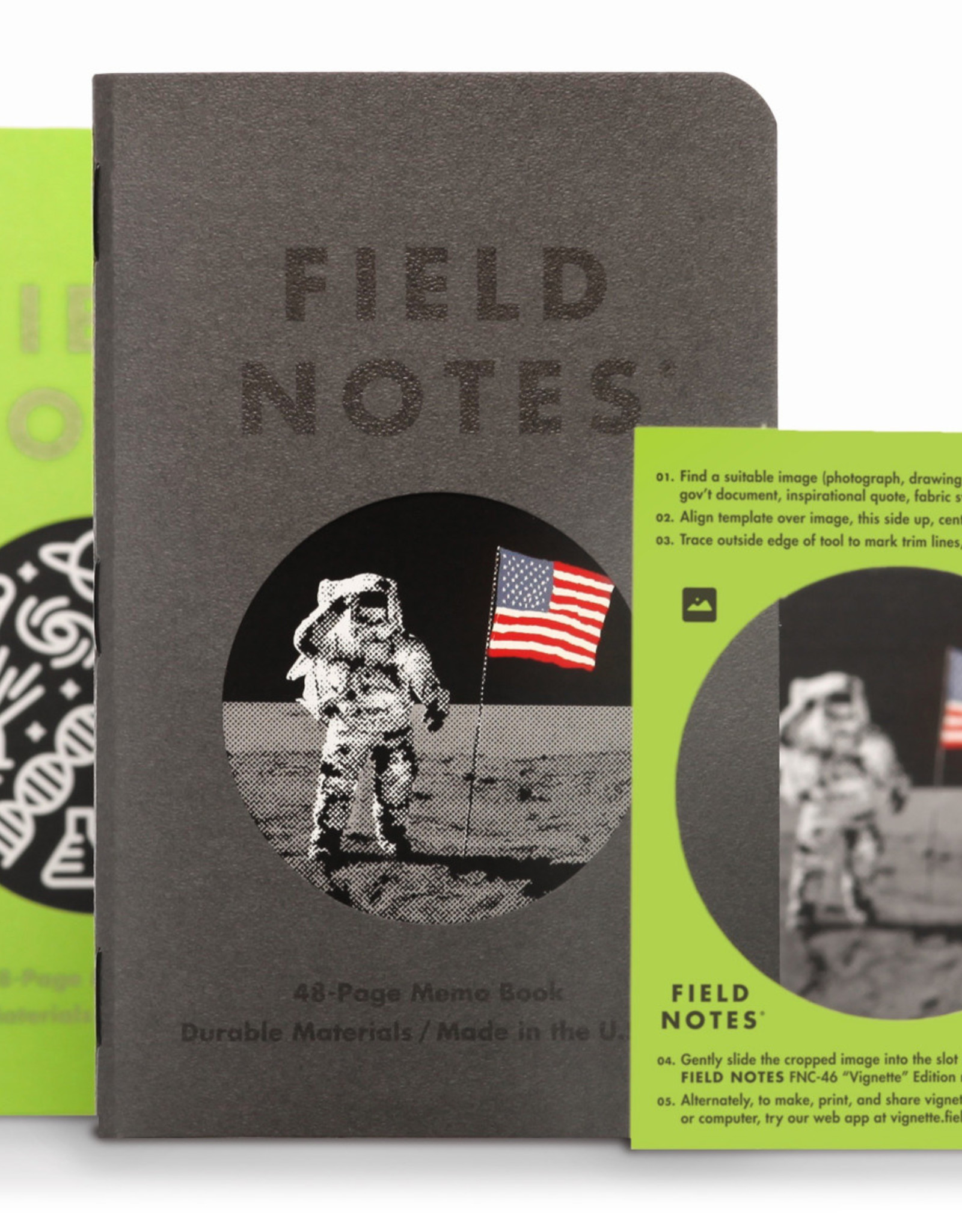 """Field Notes - The """"Vignette"""" Edition 3-Pack"""