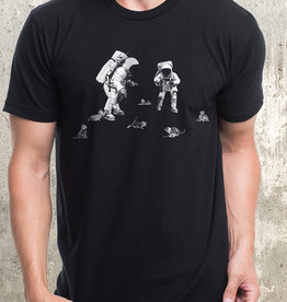 Black Lantern Black Lantern - Astro Kittens T-shirt
