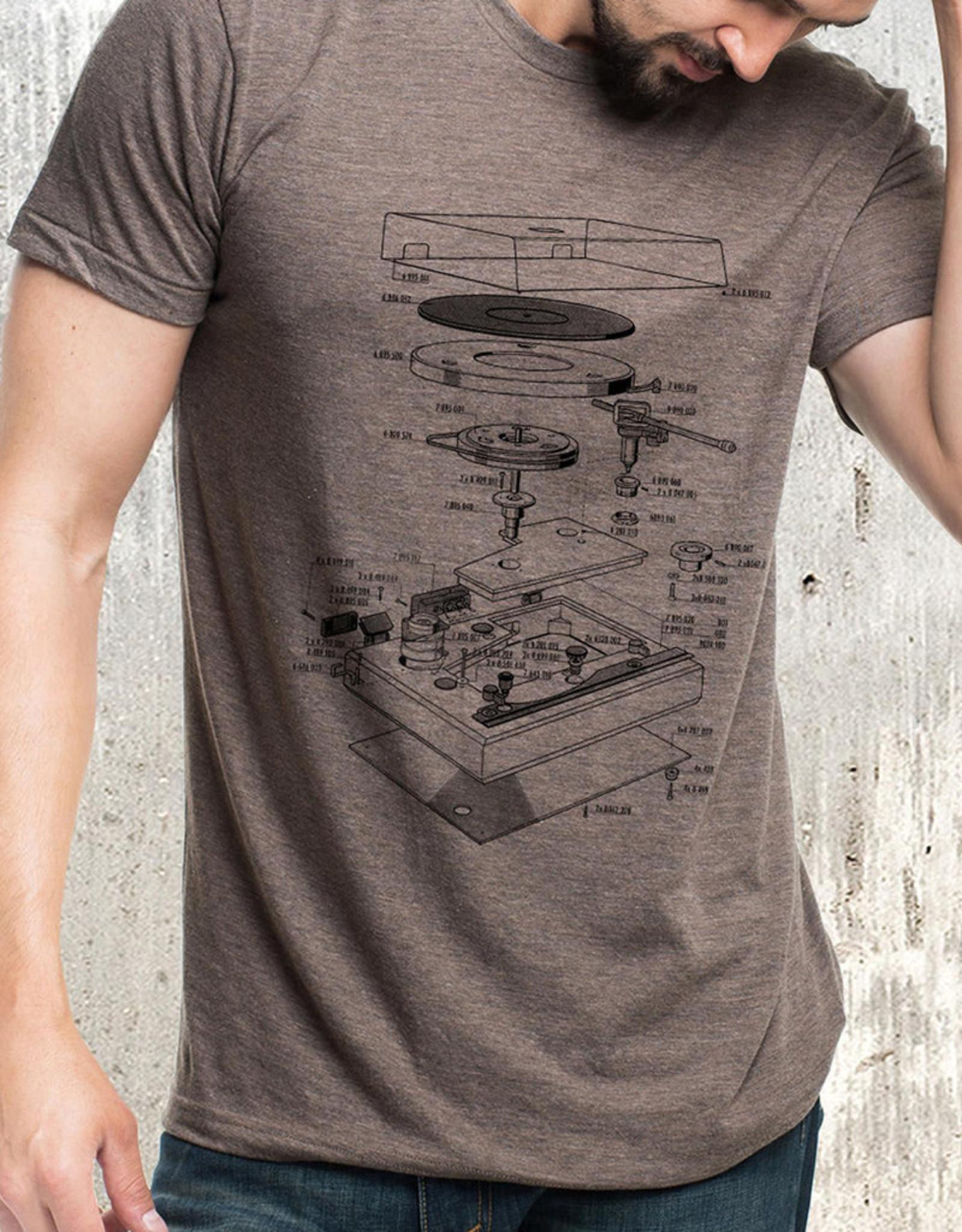 Black Lantern Black Lantern - T-Shirt - Turntable