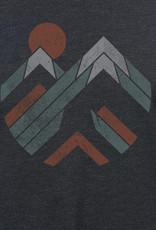 Black Lantern Black Lantern - T-Shirt - Peak Pattern
