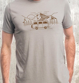 Black Lantern Black Lantern - T-Shirt - Camp Retro
