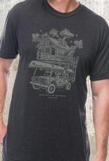 Black Lantern Black Lantern - T-Shirt - Tree House