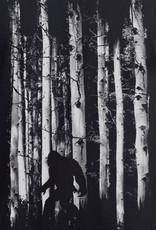 Black Lantern Black Lantern - T-Shirt - Bigfoot Forest