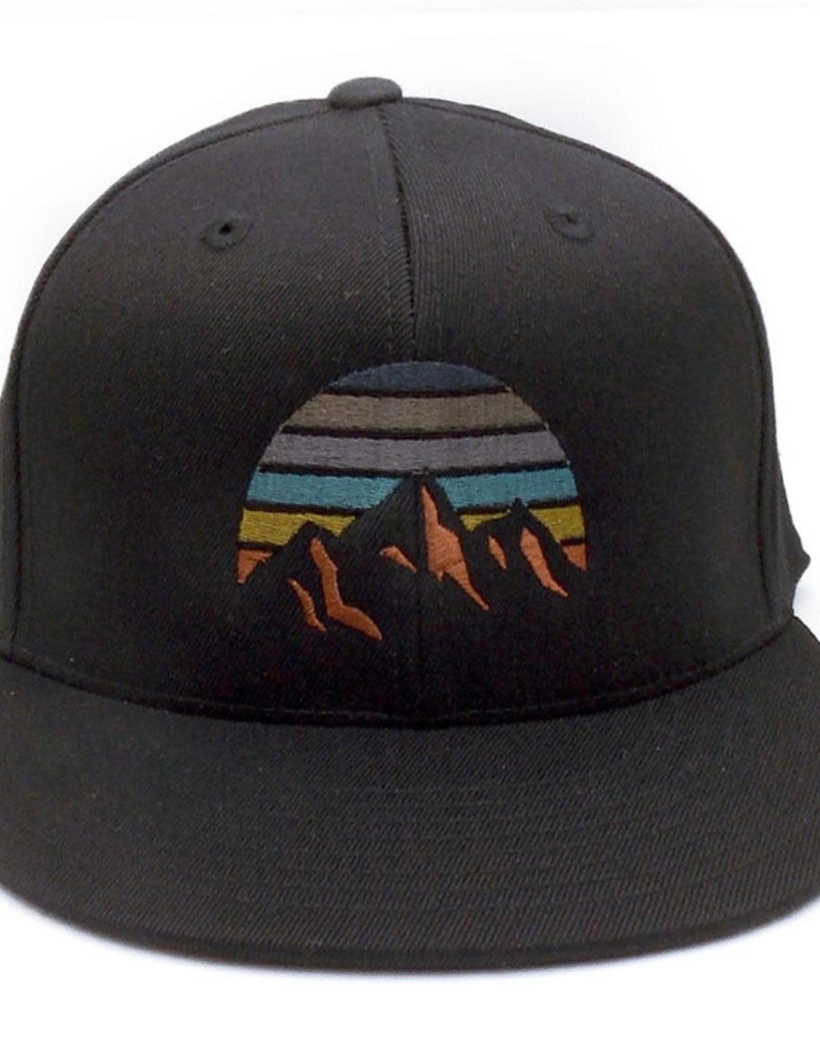 Black Lantern Black Lantern - Snapback - Mountain Sunset