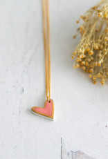 Fox and Beagle Love Notes Necklaces