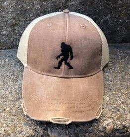 Black Lantern Black Lantern - Bigfoot Trucker Hat Brown