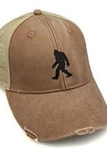 Black Lantern Black Lantern - Trucker Hat - Bigfoot - Brown