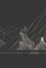 Black Lantern Black Lantern - T-shirt - Mountain Range Mapping