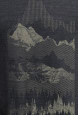 Black Lantern Black Lantern - T-Shirt - Geometric Mountain Range