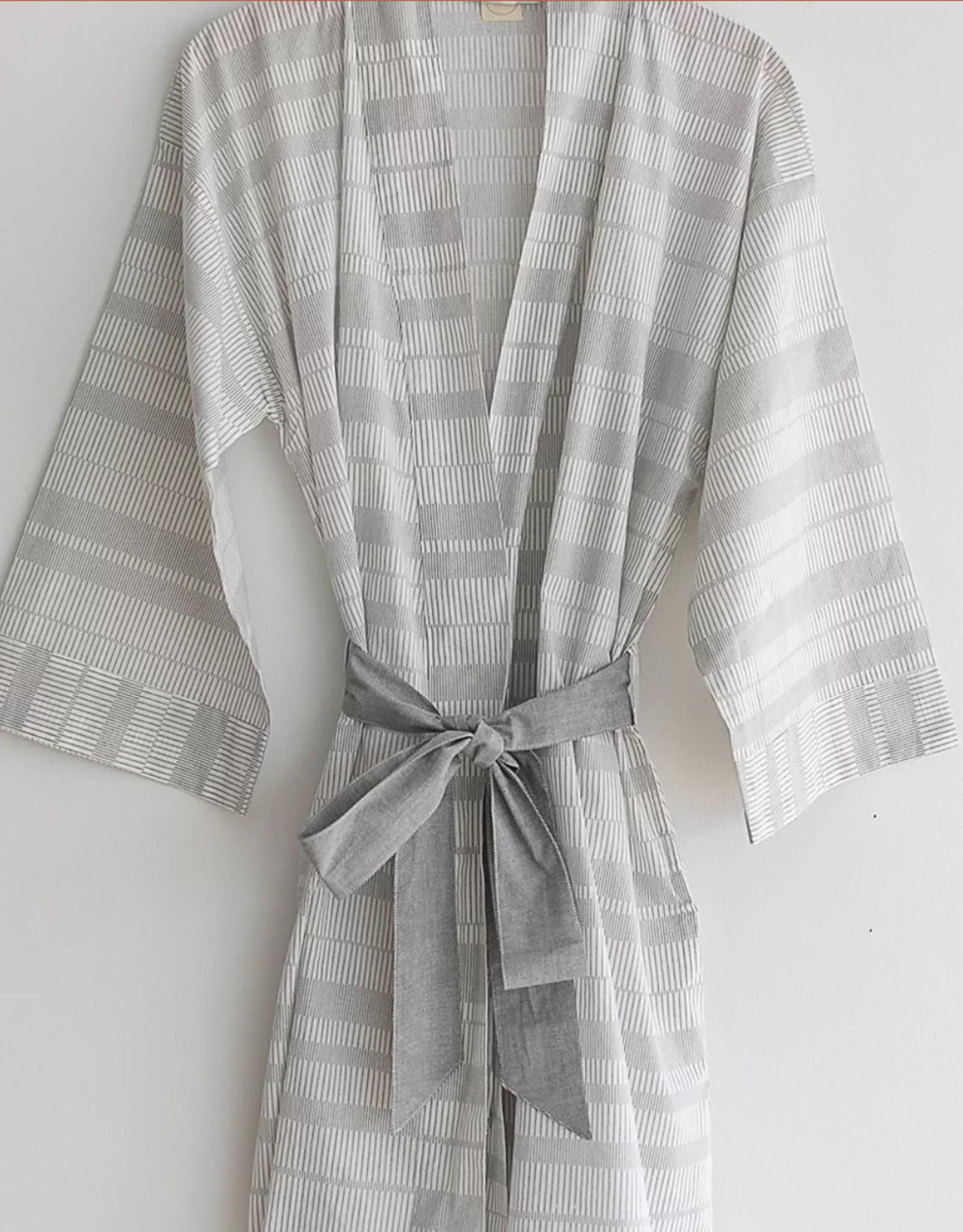 Cotton Unisex Robe