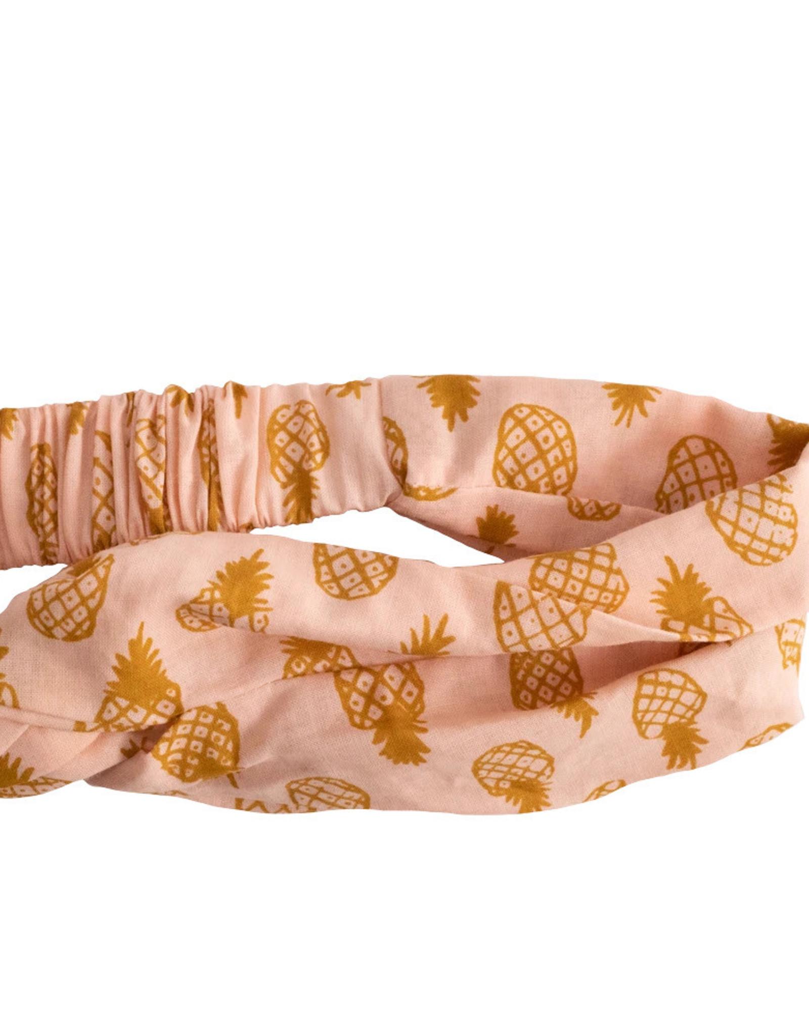 Hemlock Hemlock - Head Band - Pink Pinapple