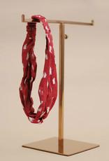 Hemlock Hemlock - Headband - Red Cloud