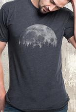 Black Lantern Black Lantern - T-Shirt - Cabin and Moon