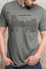 Black Lantern Black Lantern - T-Shirt - Periodic Table of Beer