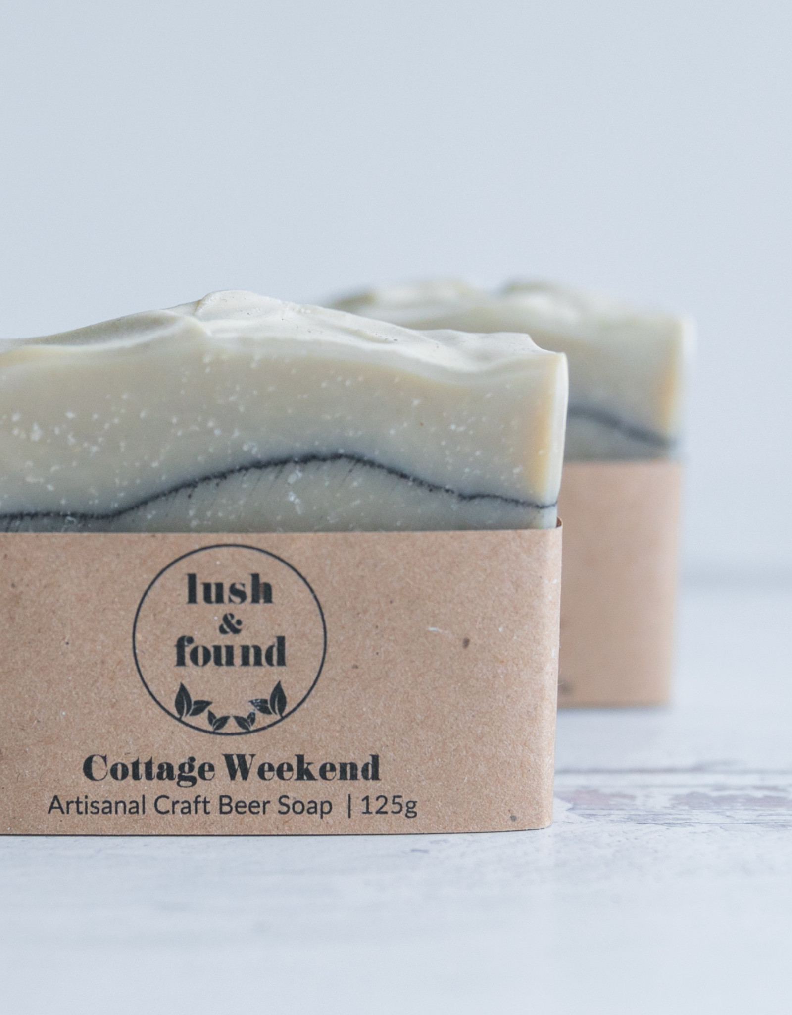 """S&G Organic Soap """"Cottage Weekend"""""""