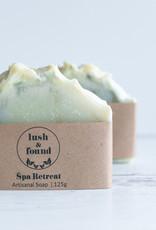 "Sage & Thistle - Organic Soap ""Spa Retreat"""