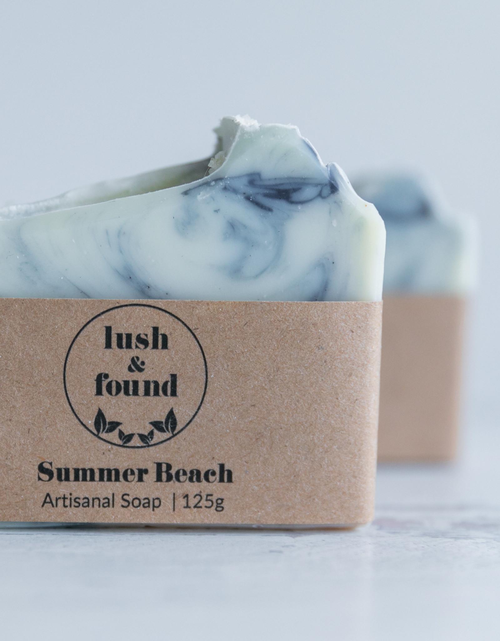 "S&G Organic Soap ""Summer Beach """