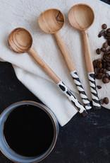 Olive Wood Tea Spoons