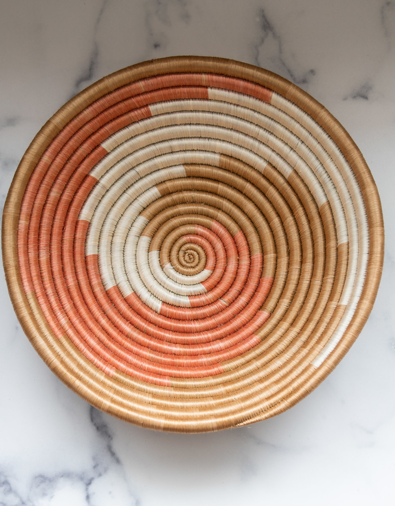 Handmade in Kenya - 12 Inch Bowl #3