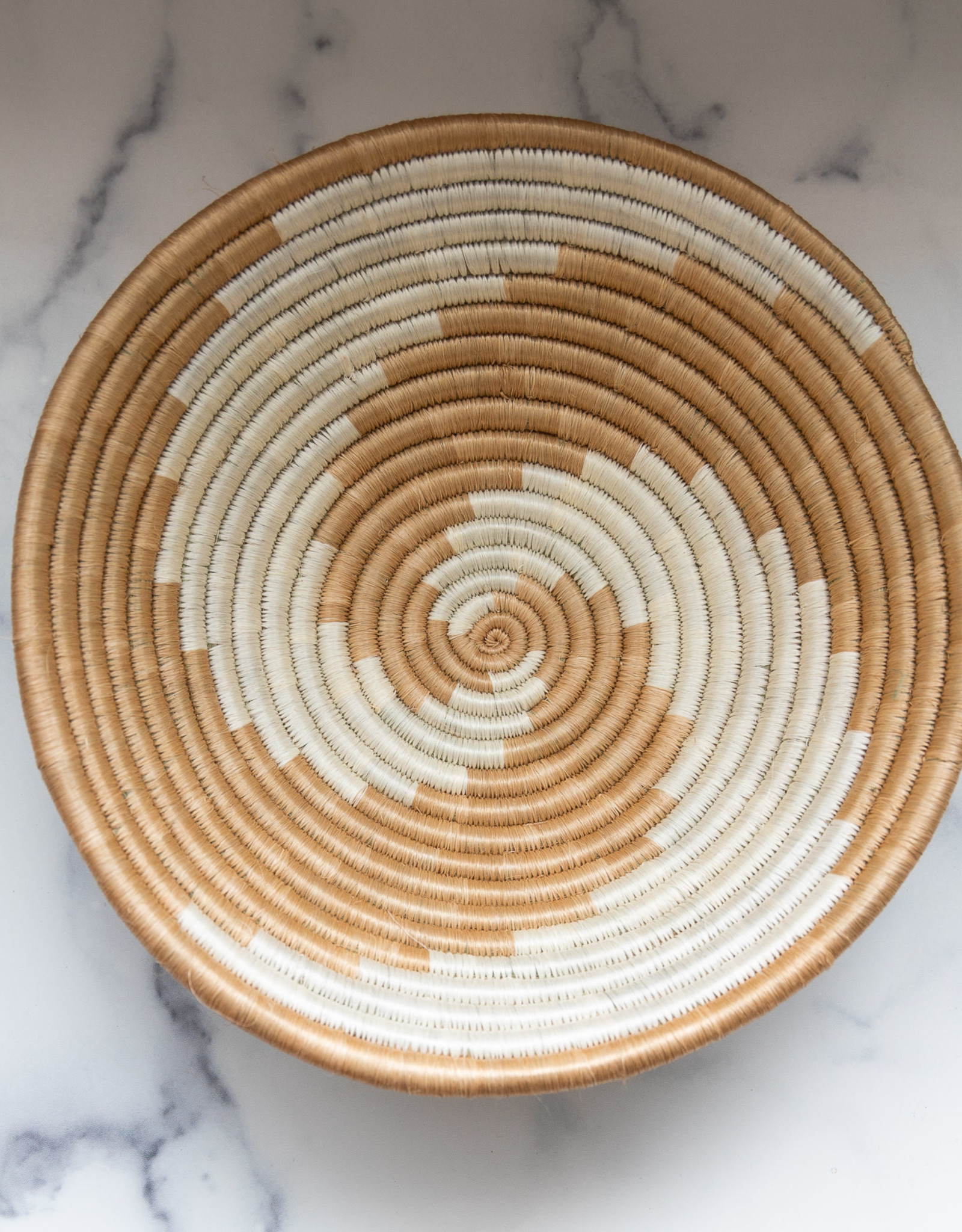 Handmade in Kenya - 12 Inch Bowl #6