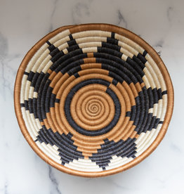 Handmade in Kenya - 12 Inch Bowl #8