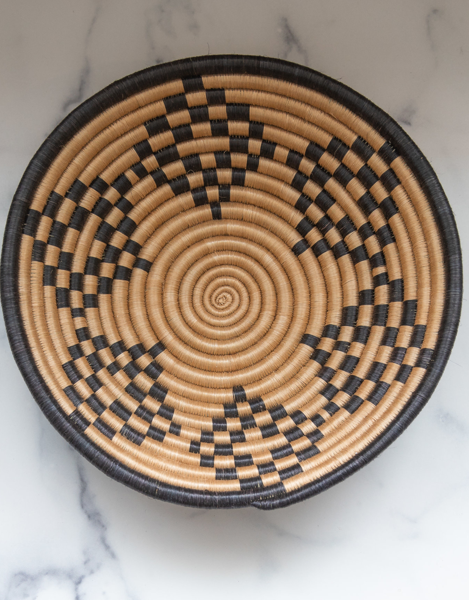 Handmade in Kenya - 12 Inch Bowl #10