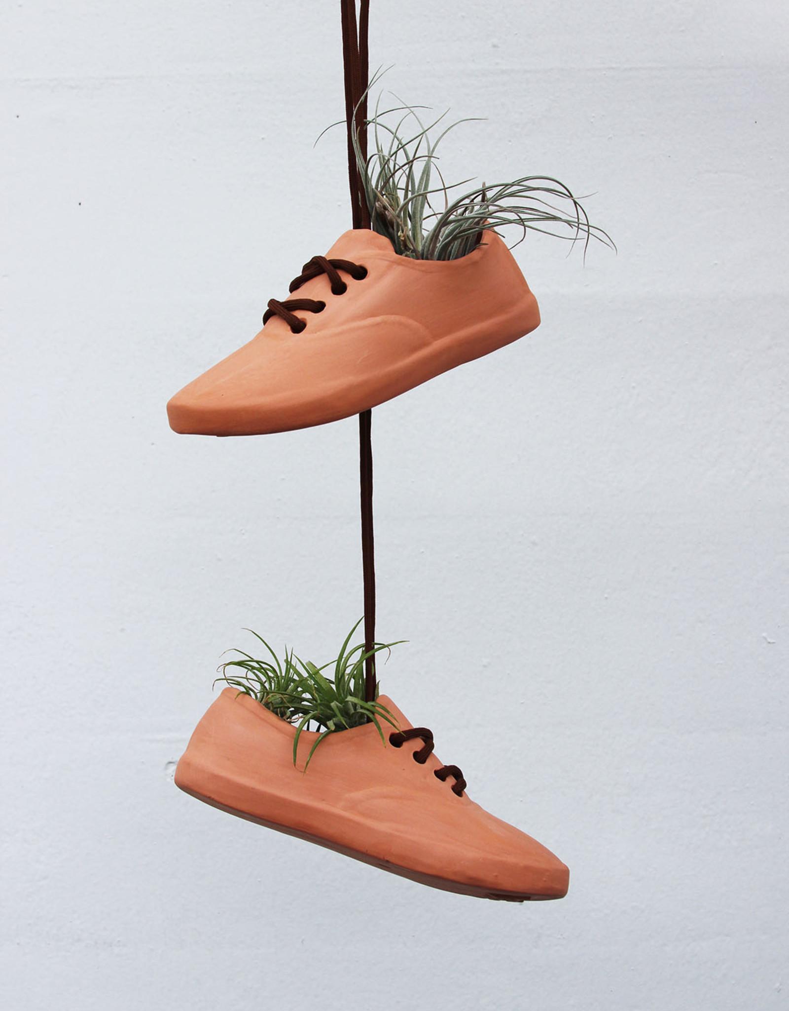 Wyatt Little - Shoe Pot Planter