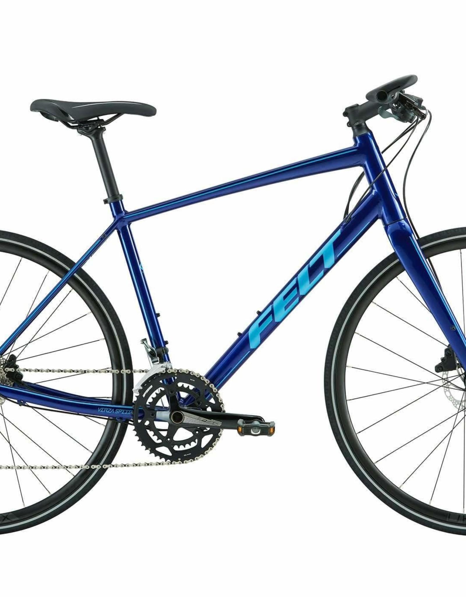 Felt Verza Speed 20 Midnight Blue (Reflective Aquafresh) XL