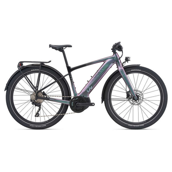 LIV Vélo électrique Thrive E+ EX Pro 2021