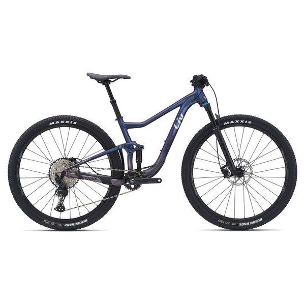 LIV Pique 29 1 - Vélo montagne double suspension