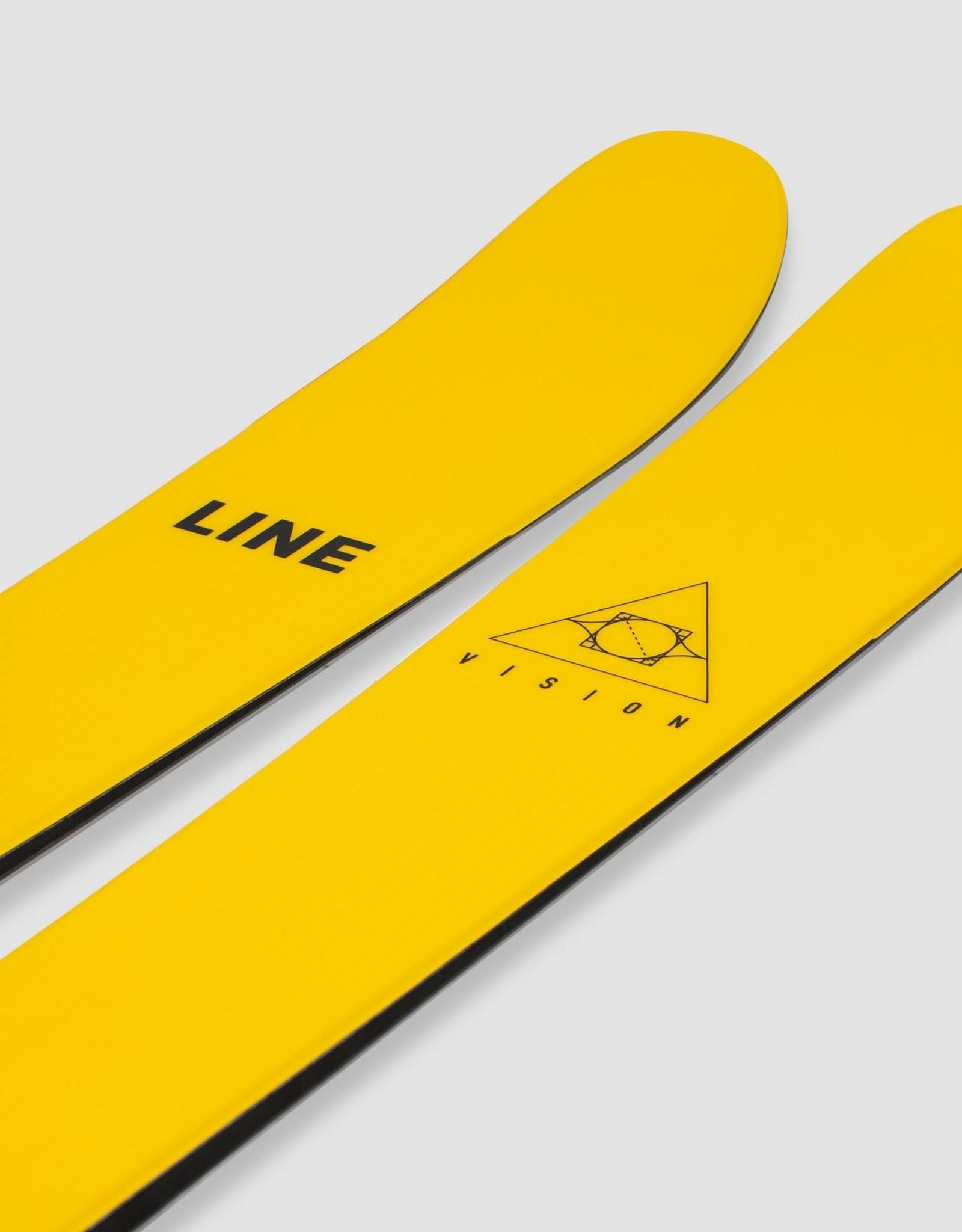 LINE Vision 108 2021