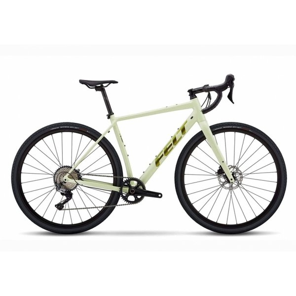 FELT Breed 30 Satin Glow Green - Vélo de gravel