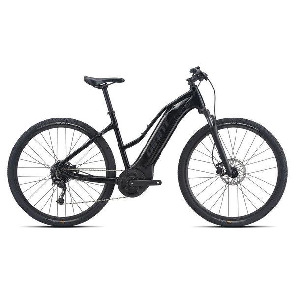 GIANT Vélo électrique Roam E+ 2021 (barre basse)